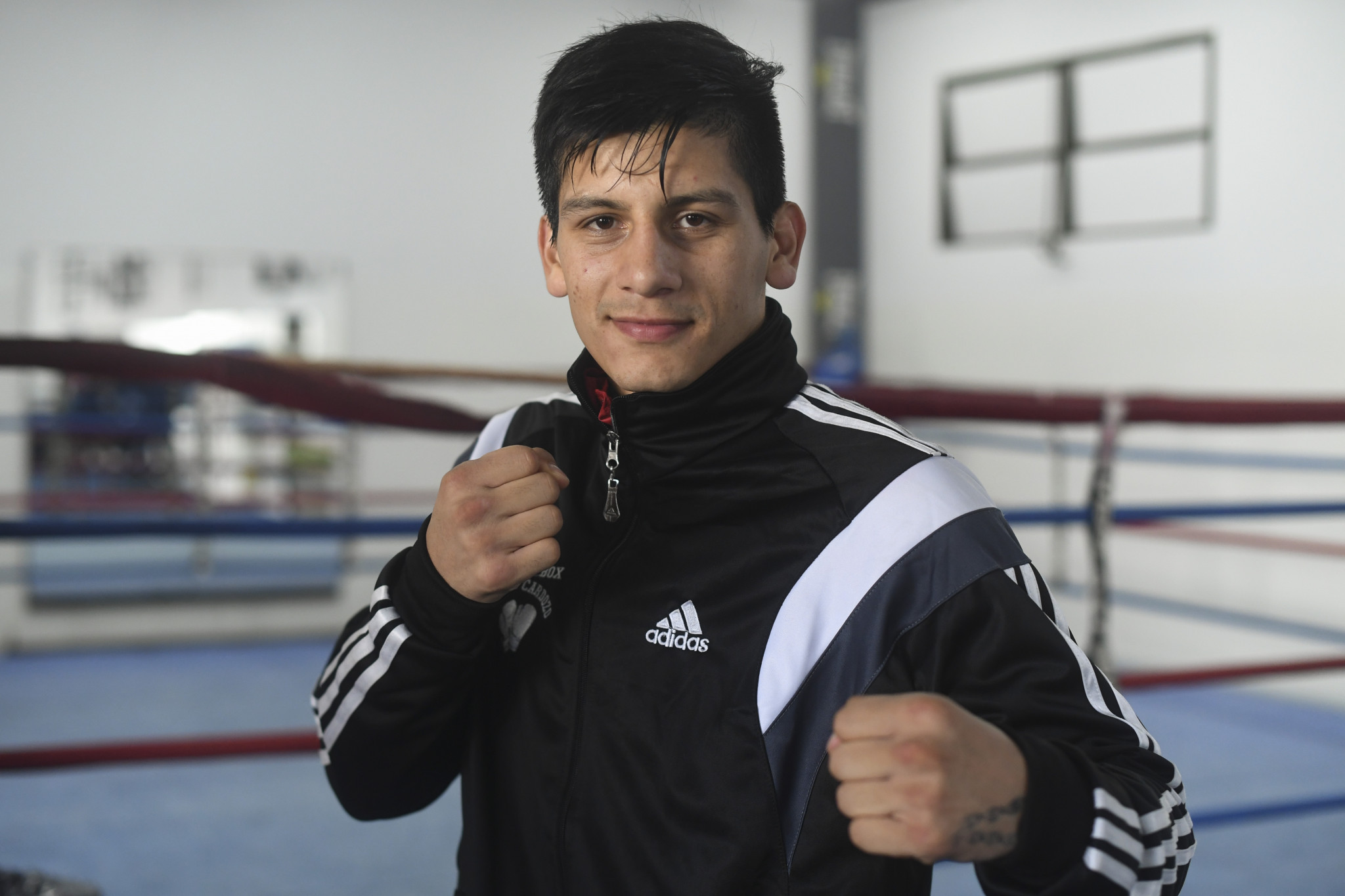 Youth Olympic champion Arregui victorious in first bout of AIBA Men's World Championships