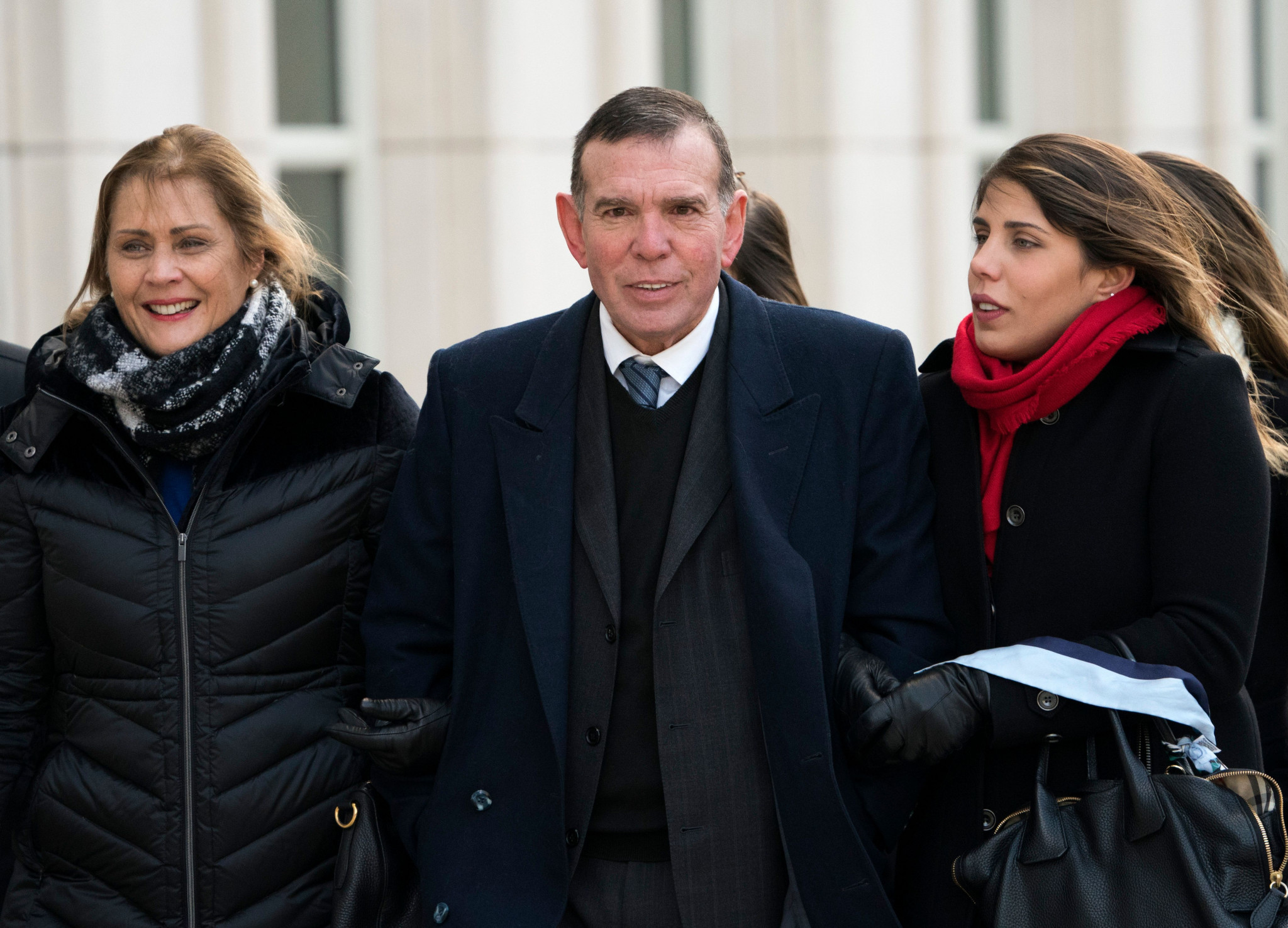 Juan Ángel Napout was jailed for nine years last August ©Getty Images