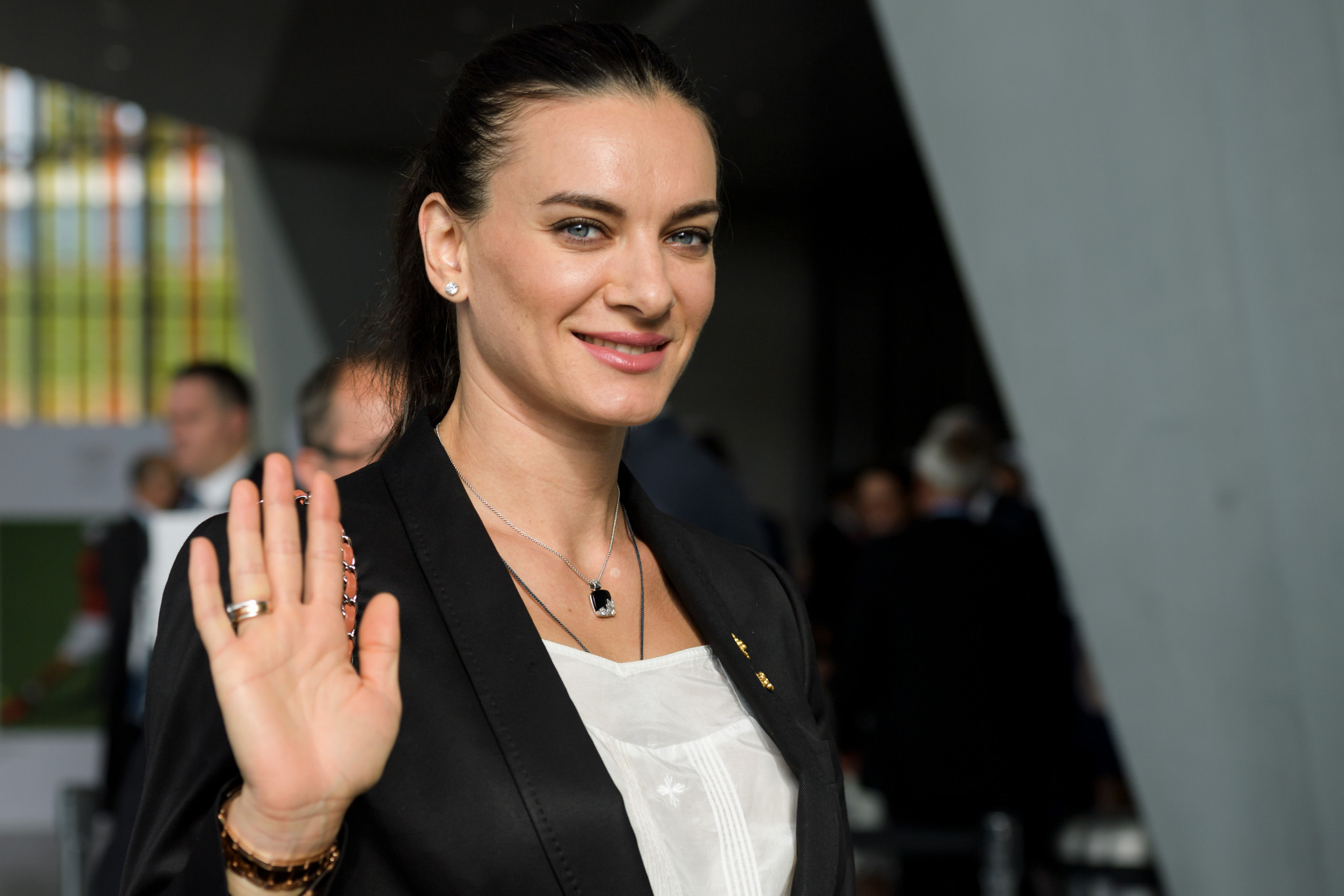 Isinbayeva hopes Russian Athletics Federation suspension can be lifted before World Championships