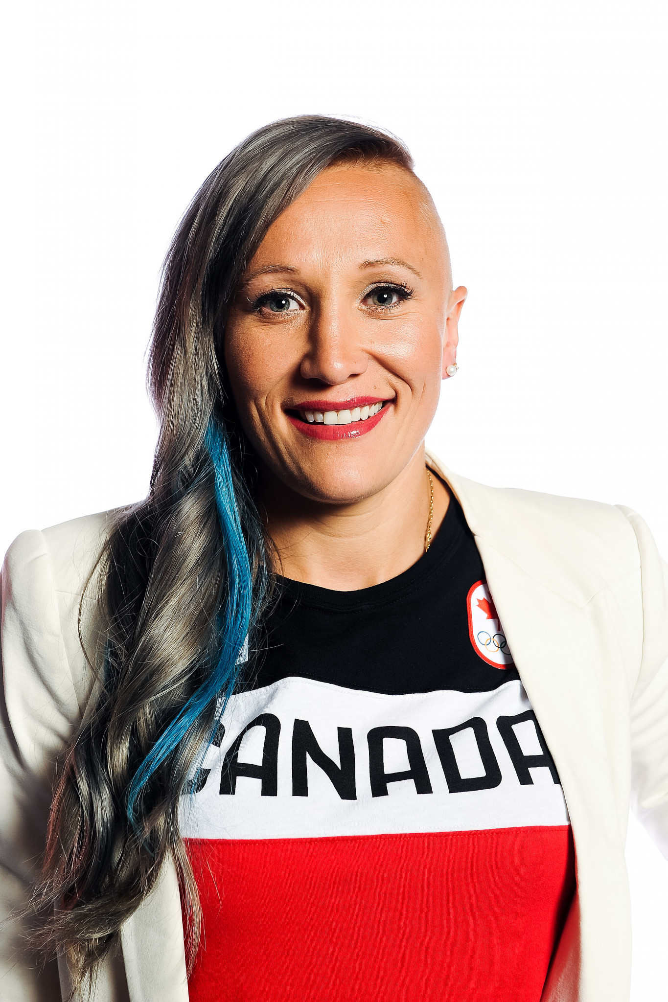 """Canada's double Olympic bobsleigh champion Kaillie Humphries has alleged that head coach Todd Hays """"verbally and mentally abused her"""" during the 2017-2018 season ©Getty Images"""