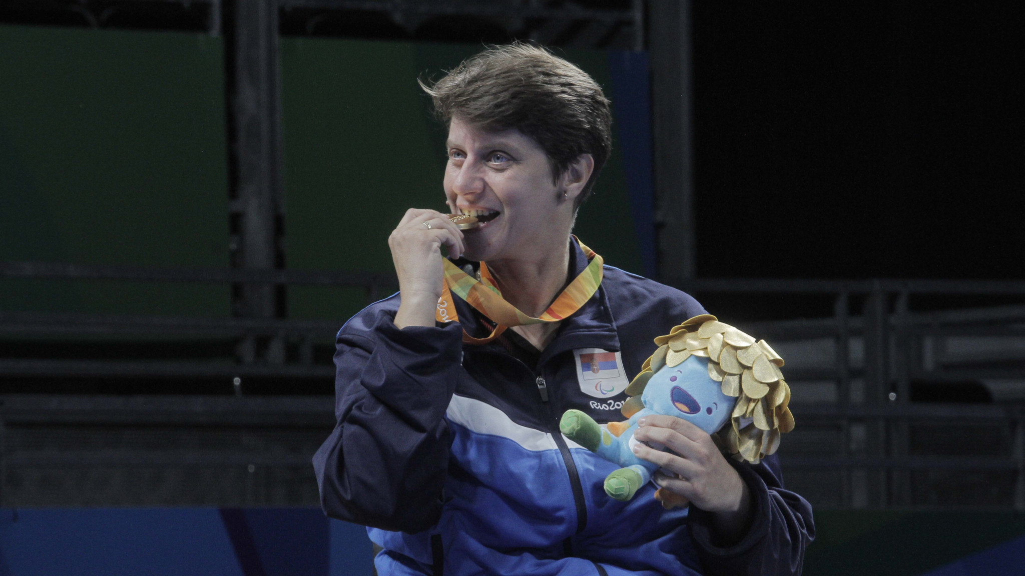 Serbia's Borislava Peric-Rankovic, Rio 2016 champion in women's class four, will be seeking another gold at the ITTF European Para Championships starting at Helsingborg in Sweden tomorrow ©ITTF