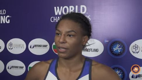 Japan lead women's rankings but miss gold at World Wrestling Championships