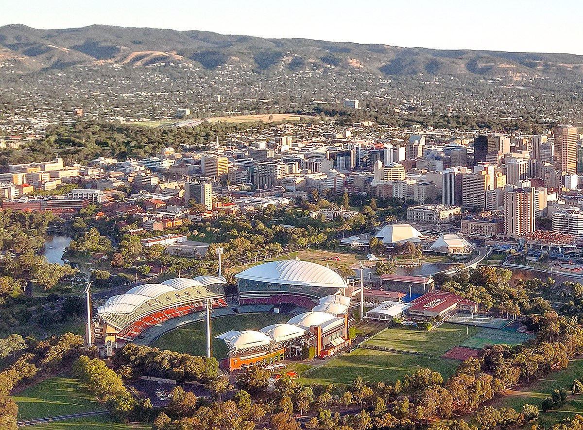 Adelaide has not rule out future bids ©WIkipedia