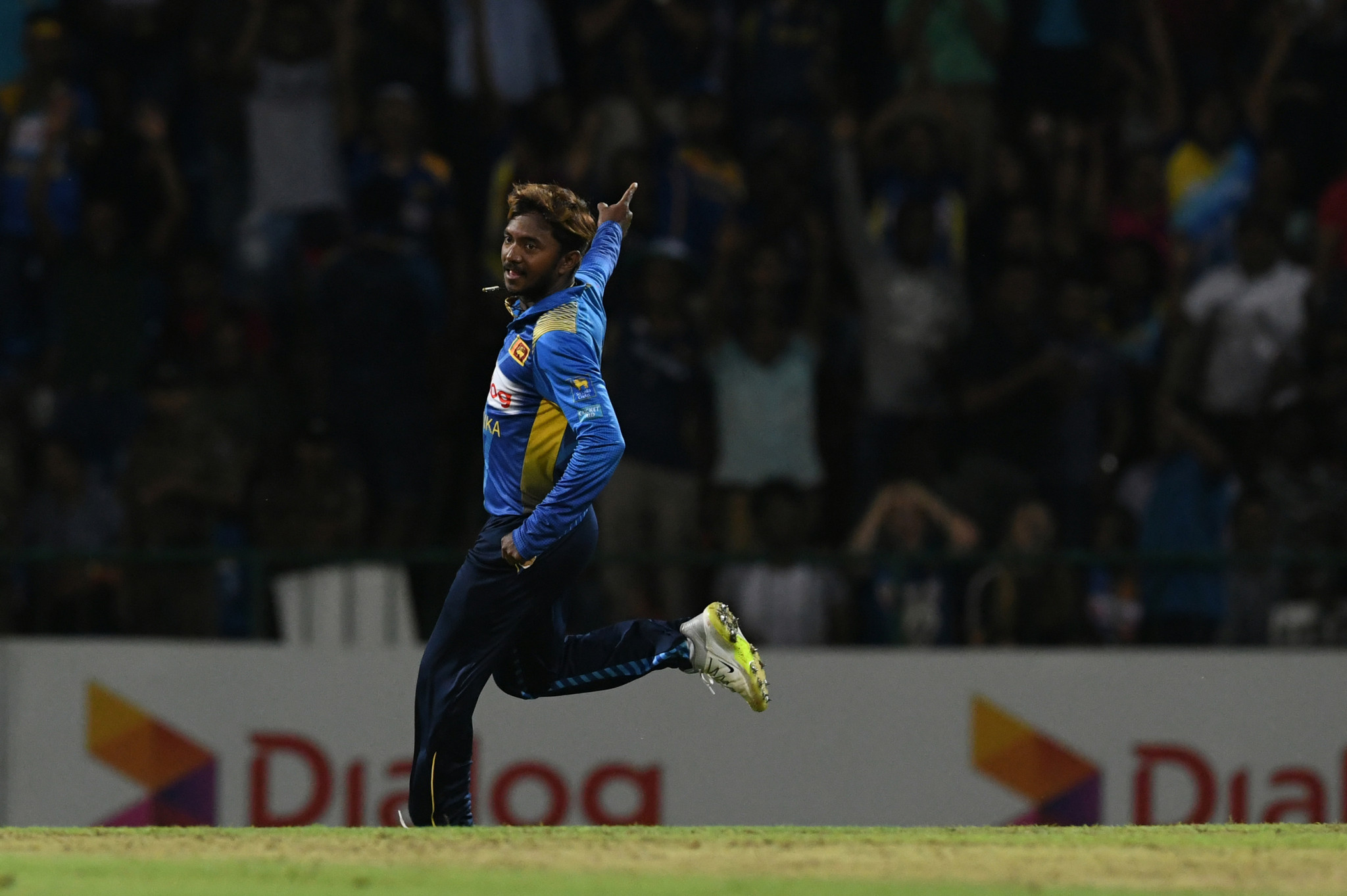 ICC hand Sri Lankan one year ban for illegal bowling action