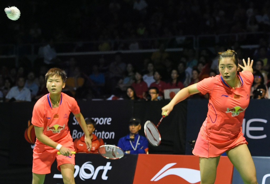 Chinese player provisionally suspended by Badminton World Federation for failed drugs test