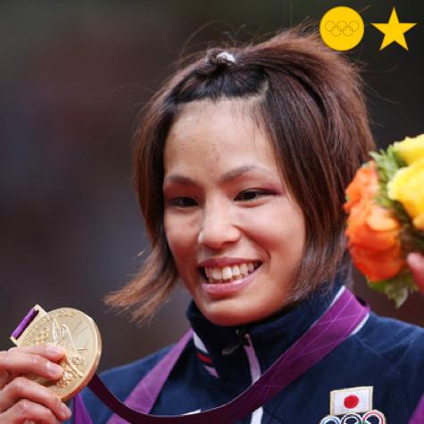 Matsumoto Kaori: London 2012 Olympic champion