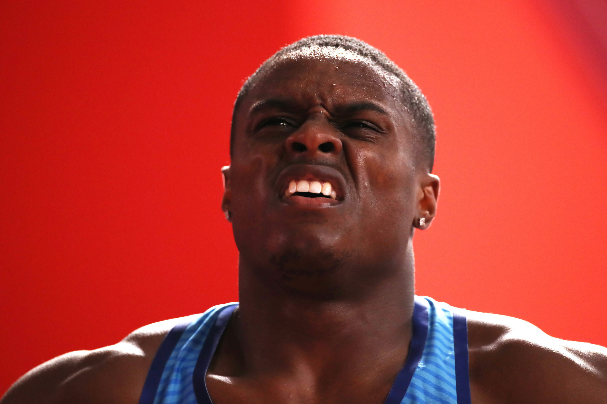 Christian Coleman is set to be miss the Tokyo 2020 Olympics due to whereabouts failures ©Getty Images