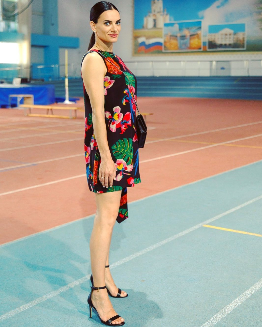 Isinbayeva appointed co-chair of Association of Student Sports Clubs in Russia