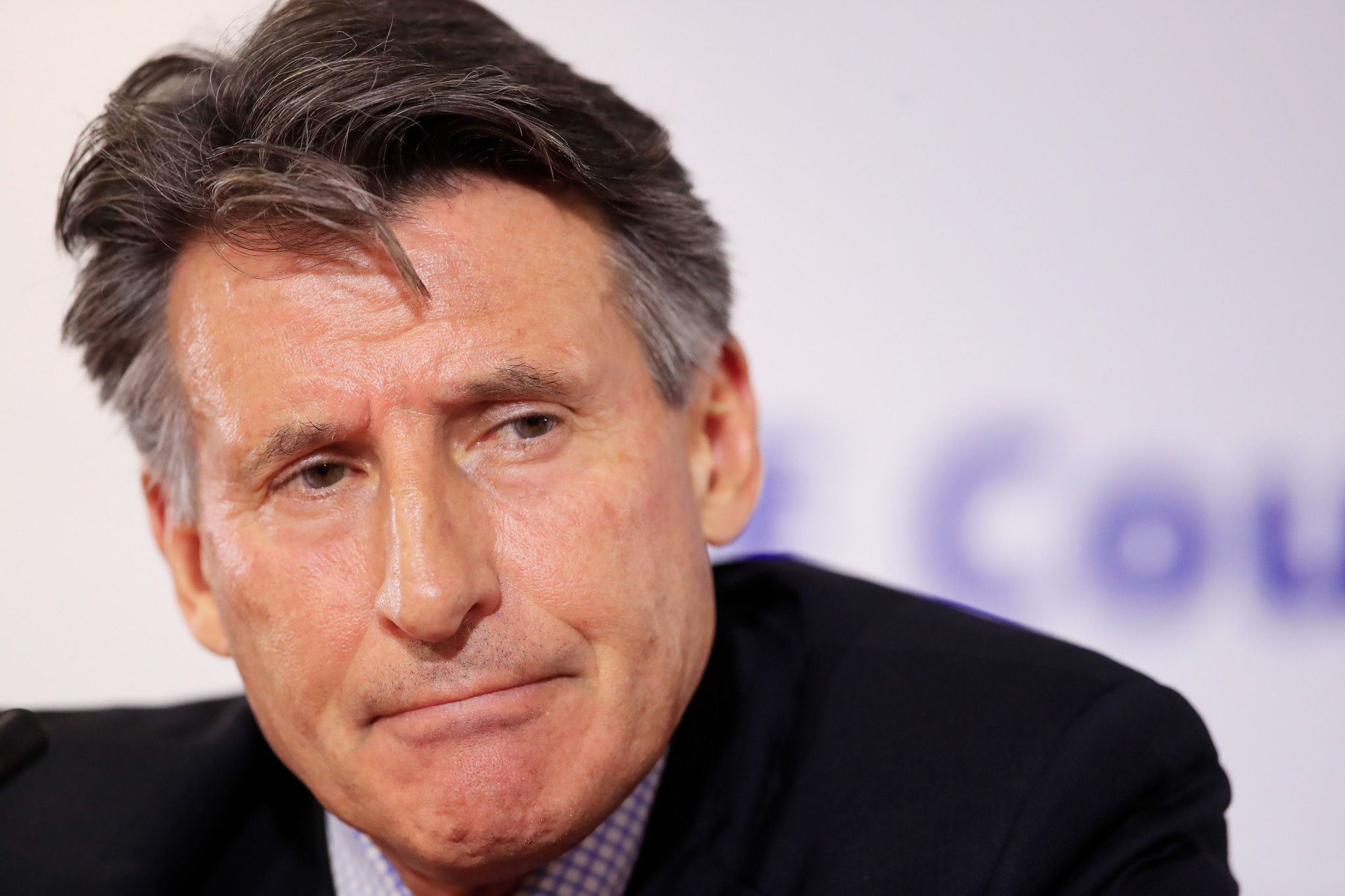 IAAF President Sebastian Coe seems set to be a member of the International Olympic Committee next year ©Getty Images