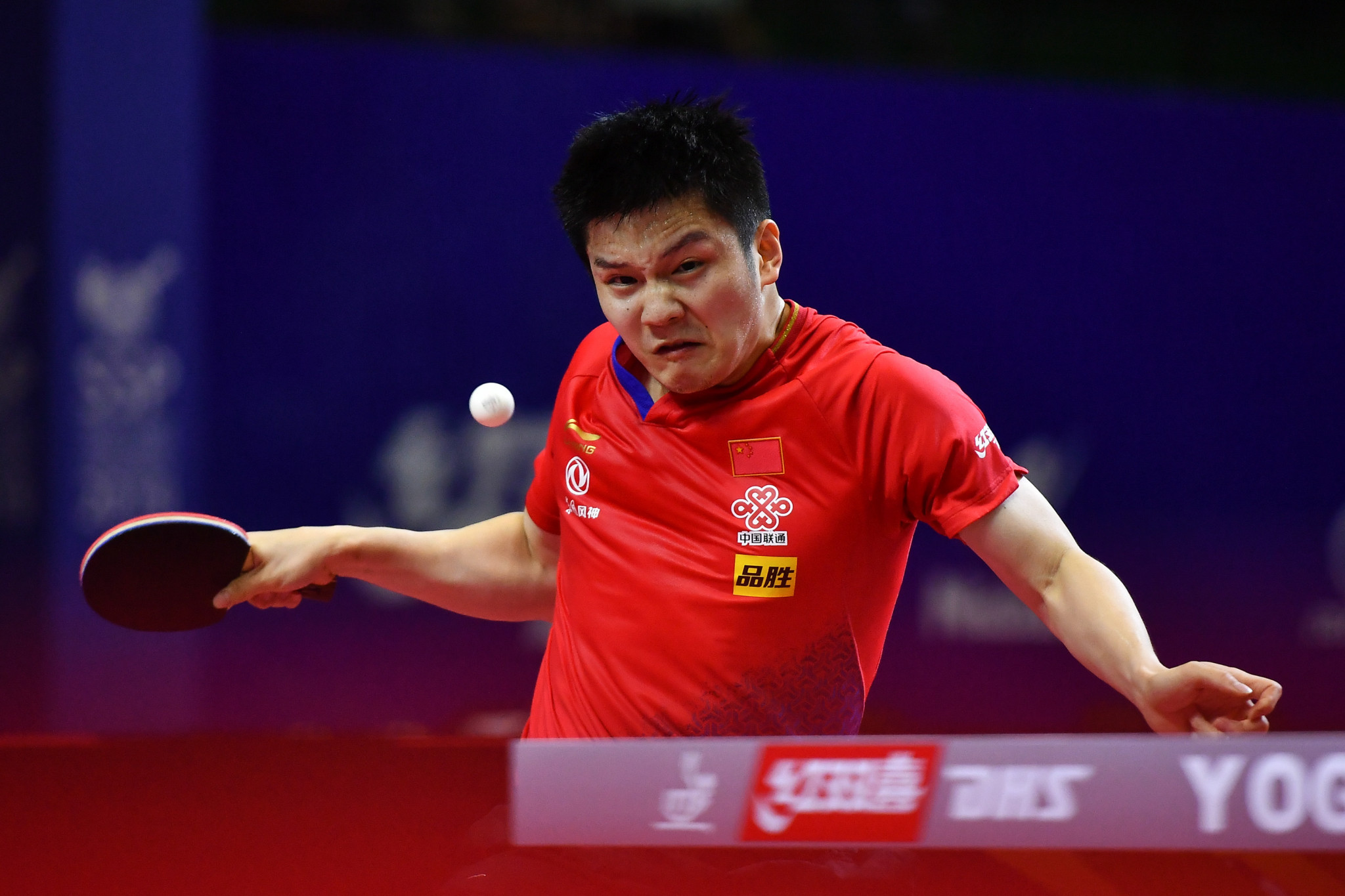 Fan eyeing Swedish Open history at latest ITTF World Tour event