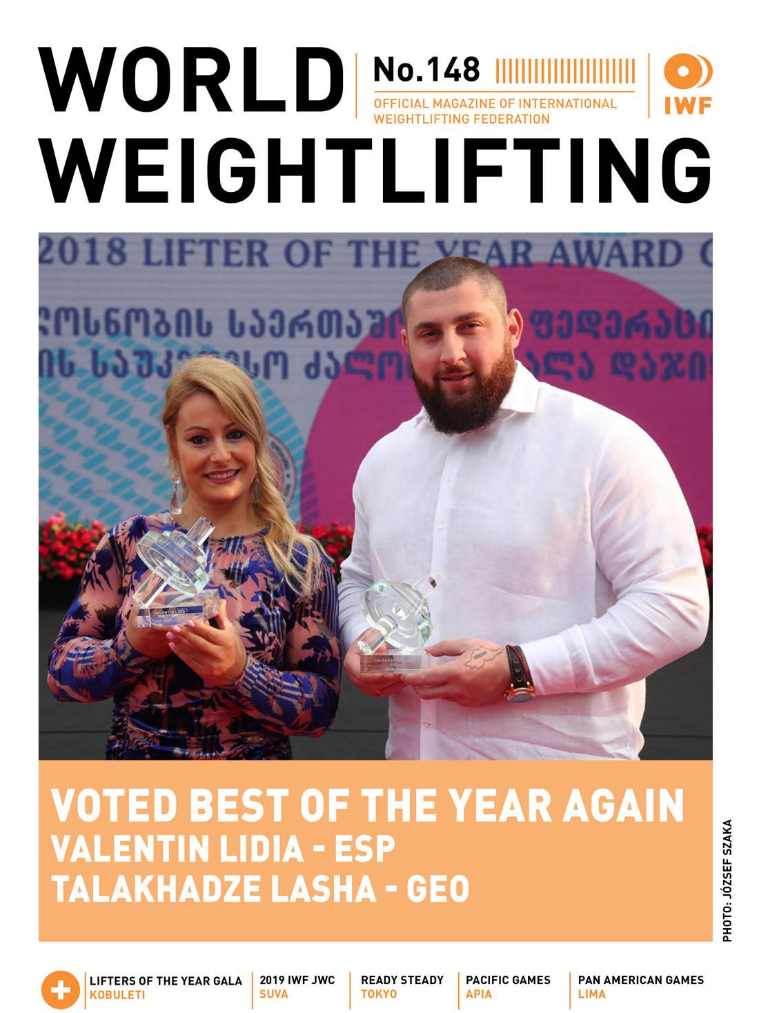 World Weightlifting Magazine No. 148