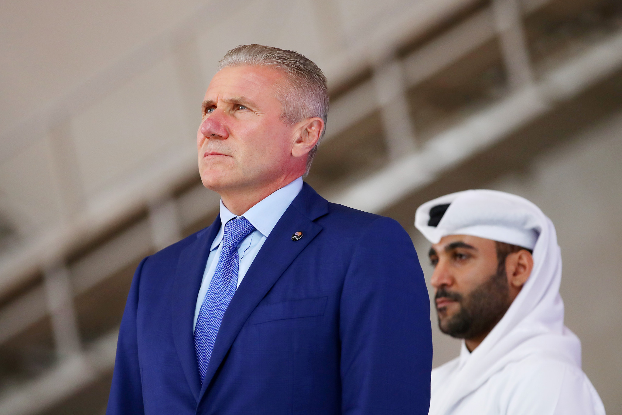 Bubka reappointed IAAF senior vice-president for third term