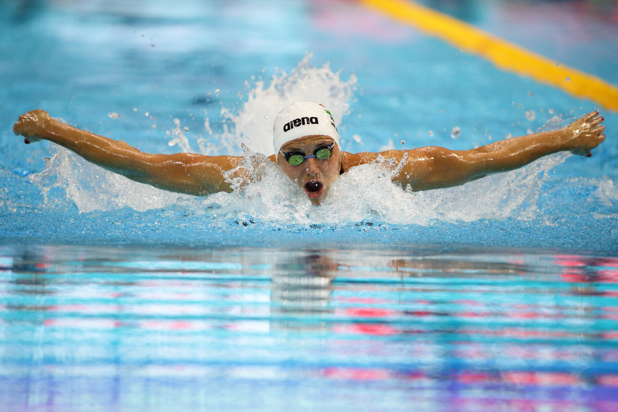 Hosszu aims to maintain FINA World Cup lead in Budapest