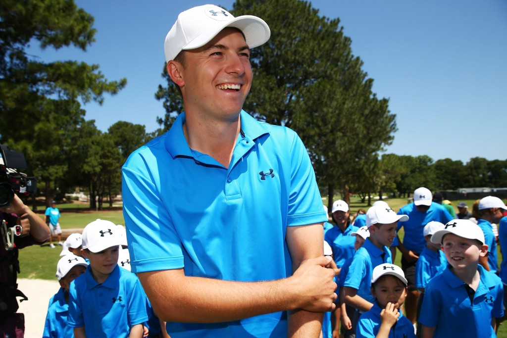 Jordan Spieth has claimed the Olympic tournament will be a fifth major in 2016 ©Getty Images