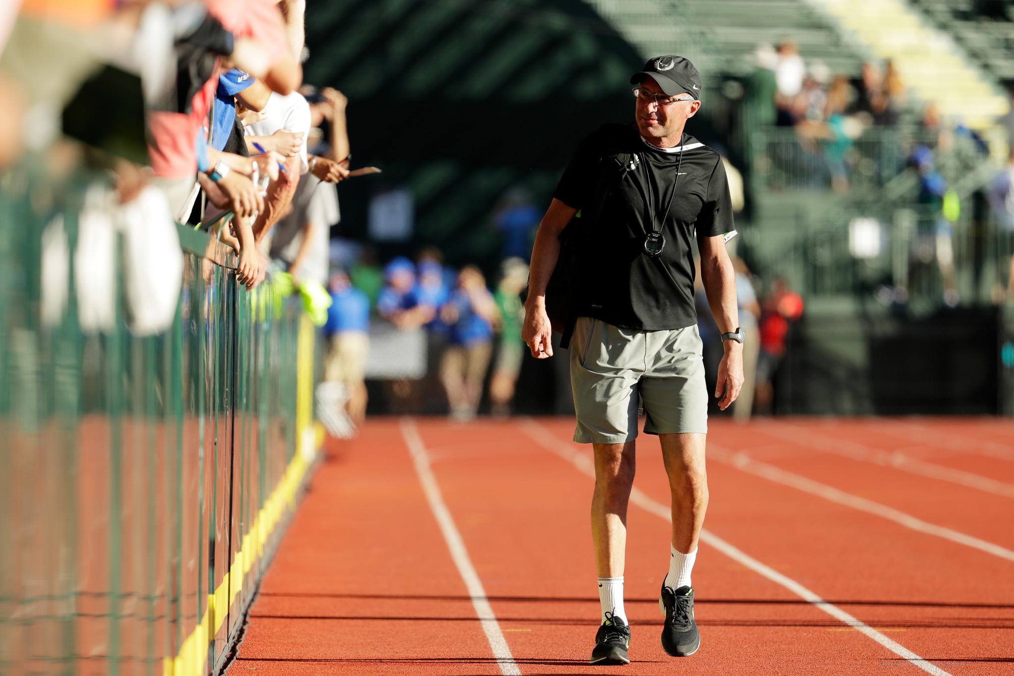 Alberto Salazar, who worked with several leading athletes, including Britain's four-time Olympic gold medallist Sir Mo Farah, was banned by USADA for four-years earlier this week ©Getty Images