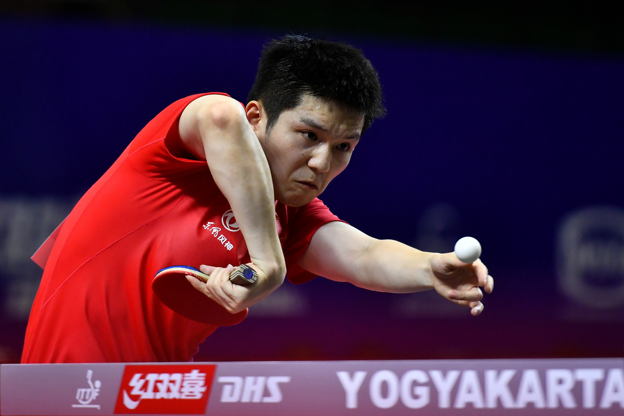 Fan begins bid for fourth ITTF Swedish Open title with victory