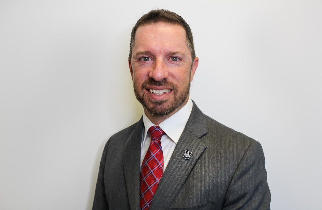Adam Ashton has been appointed chief operating officer at U SPORTS ©U SPORTS