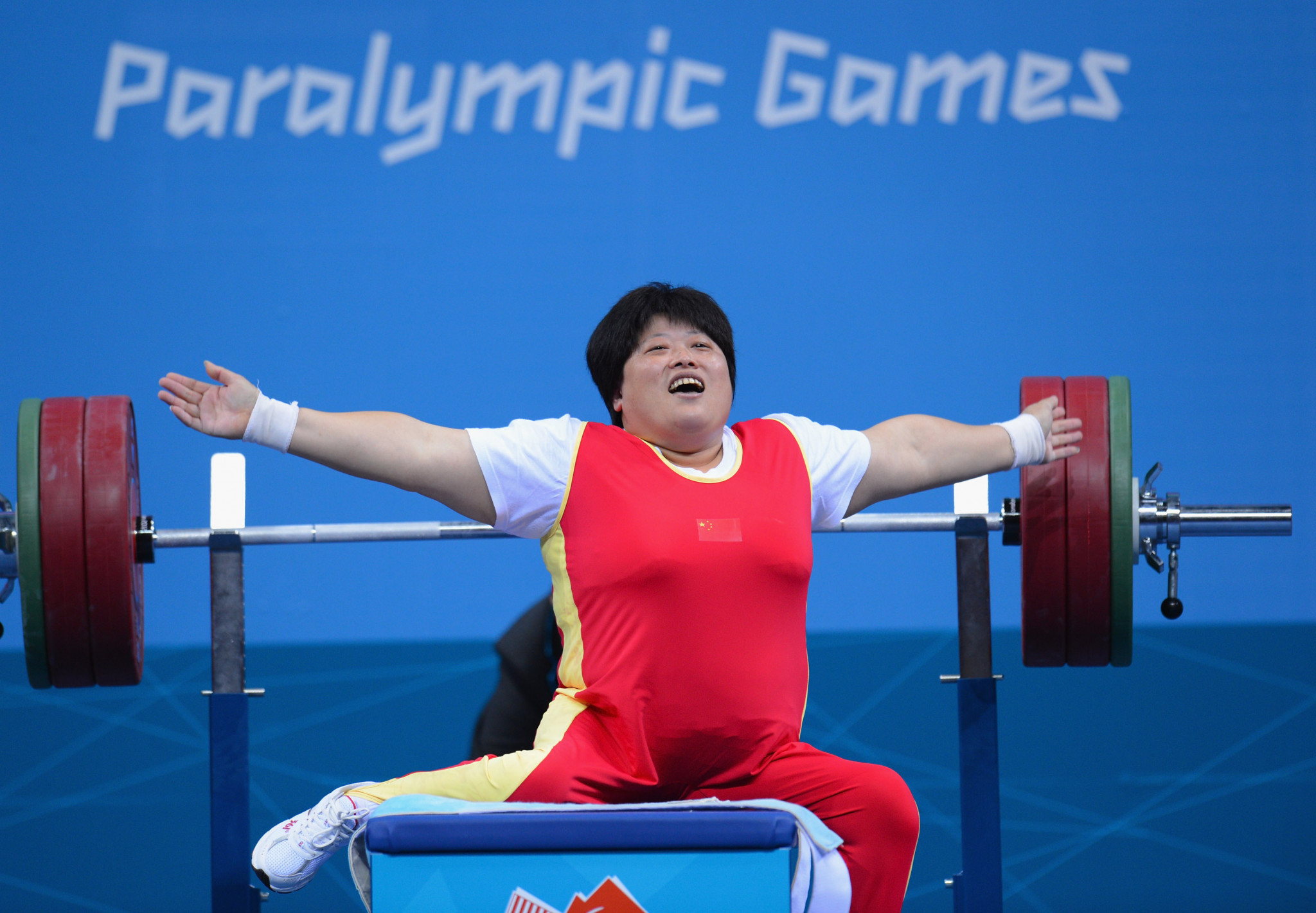 Double Paralympic powerlifting champion Lin given two-year doping ban