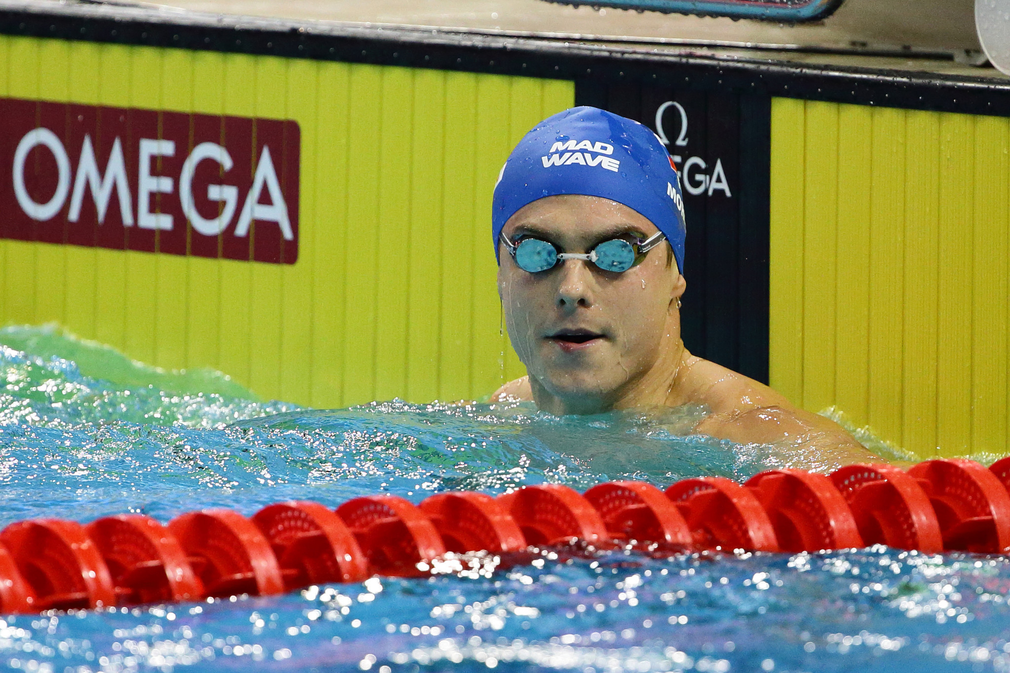 Morozov doubles up at FINA Swimming World Cup in Budapest