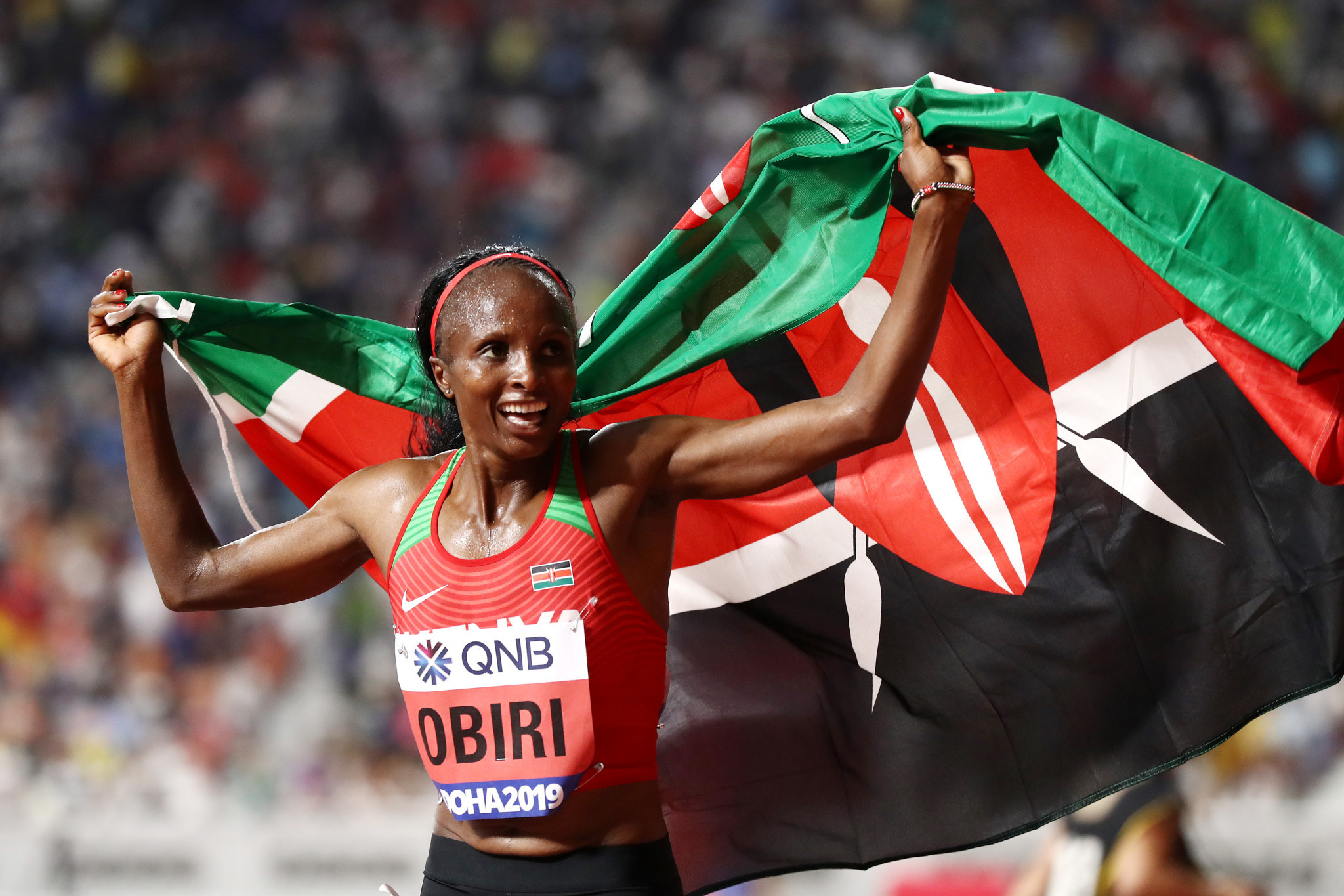 World champions switch events for final 2020 Wanda Diamond League meeting in Doha