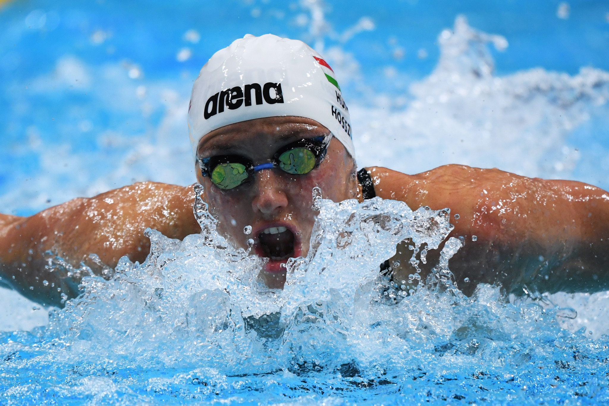 Hosszú stars on final day of home FINA Swimming World Cup in Budapest