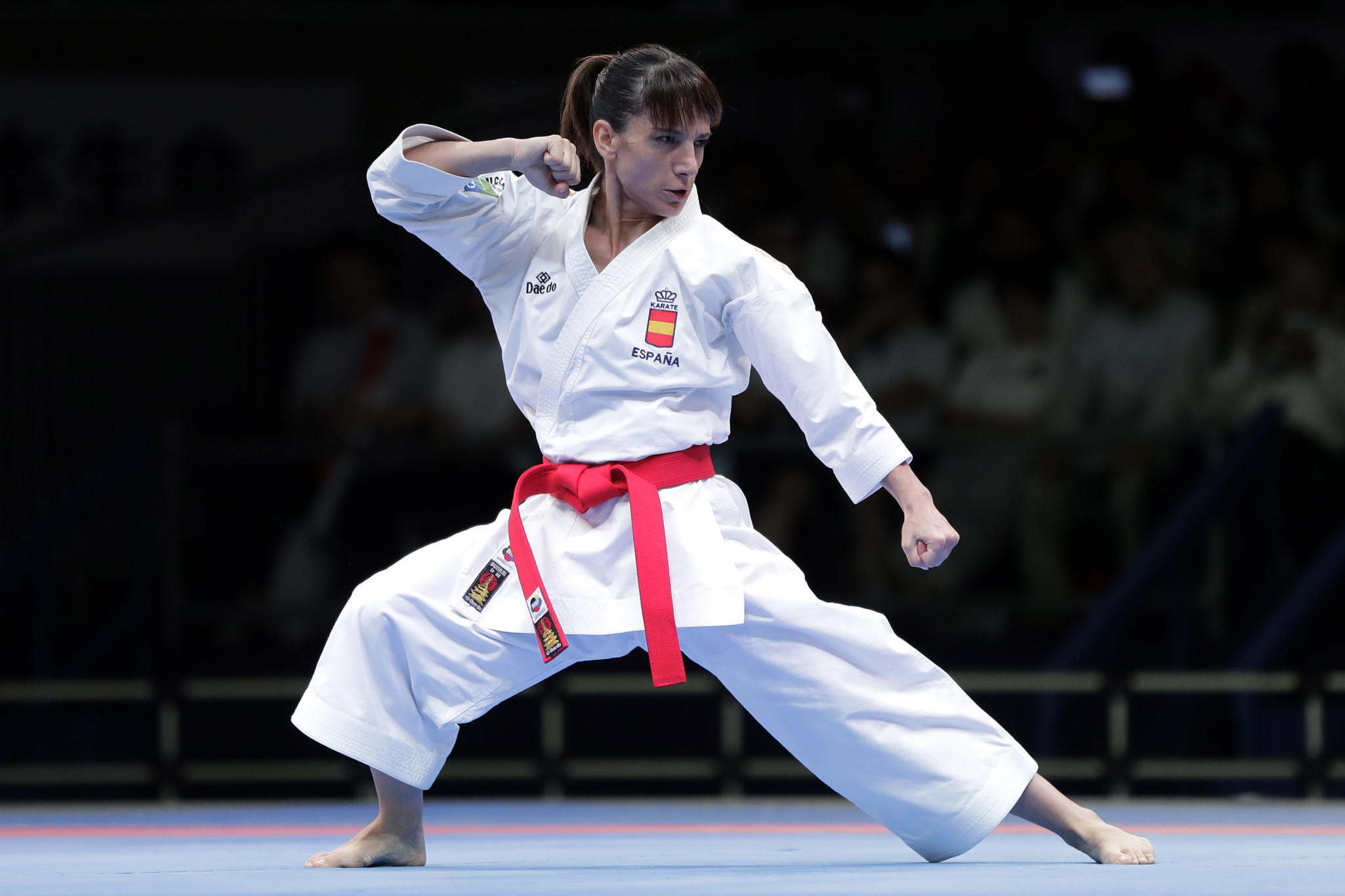 Strong field to assemble in karate kata at ANOC World Beach Games