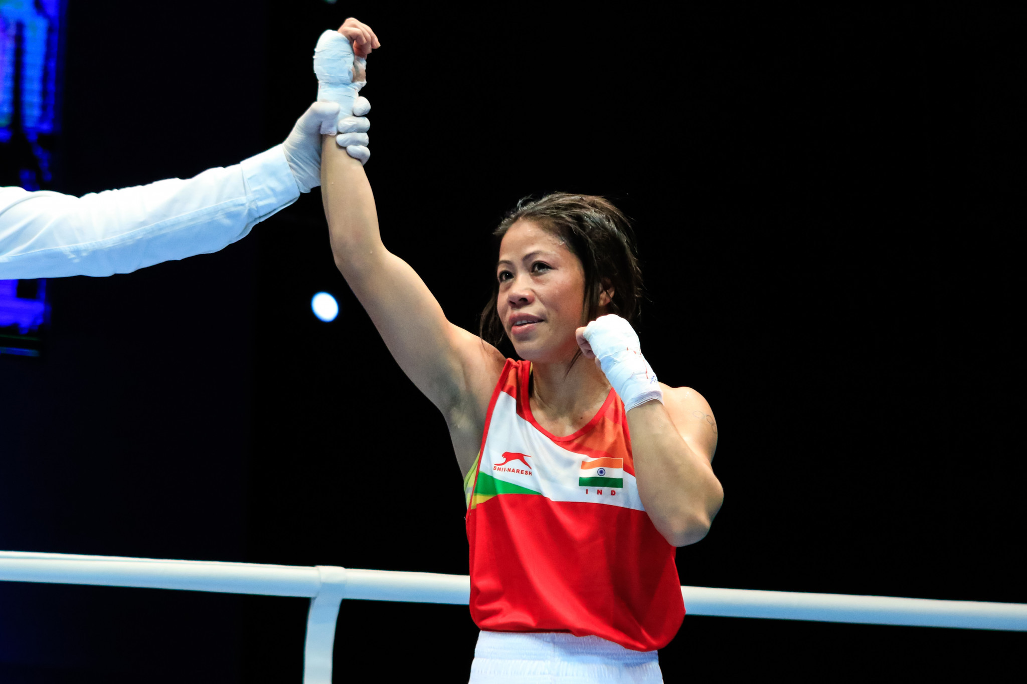 Kom begins campaign for seventh AIBA Women's World Boxing Championships title