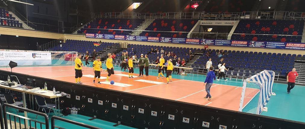 Lithuania make winning start to IBSA Goalball European Championships defence