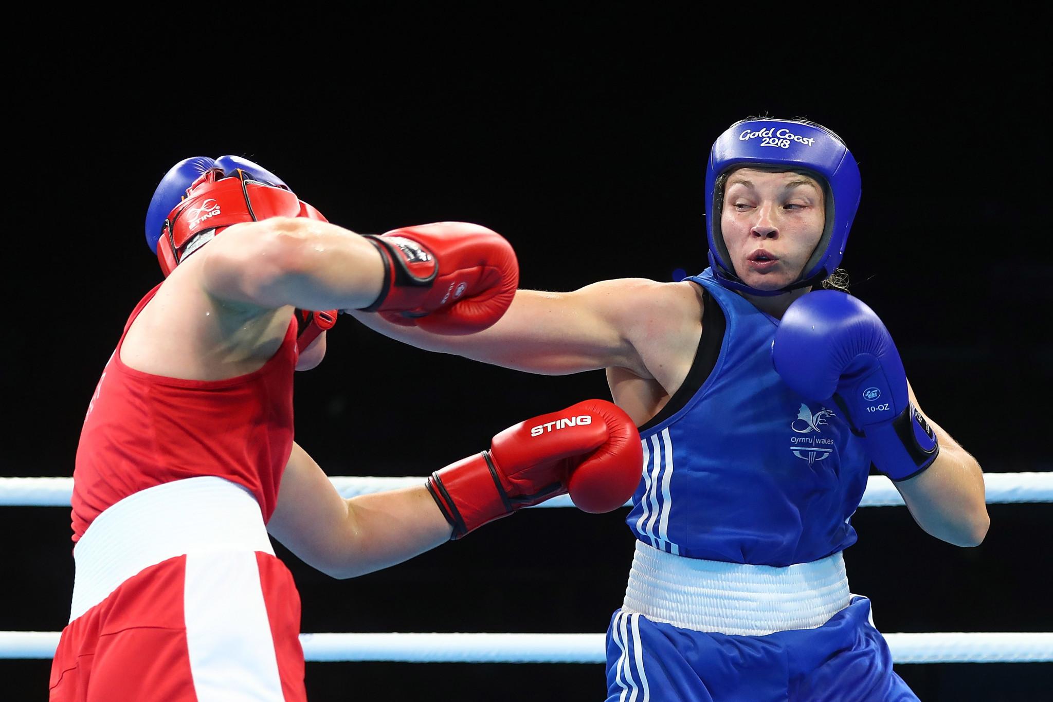 Commonwealth champion Price reaches AIBA Women's World Boxing Championships semi-final