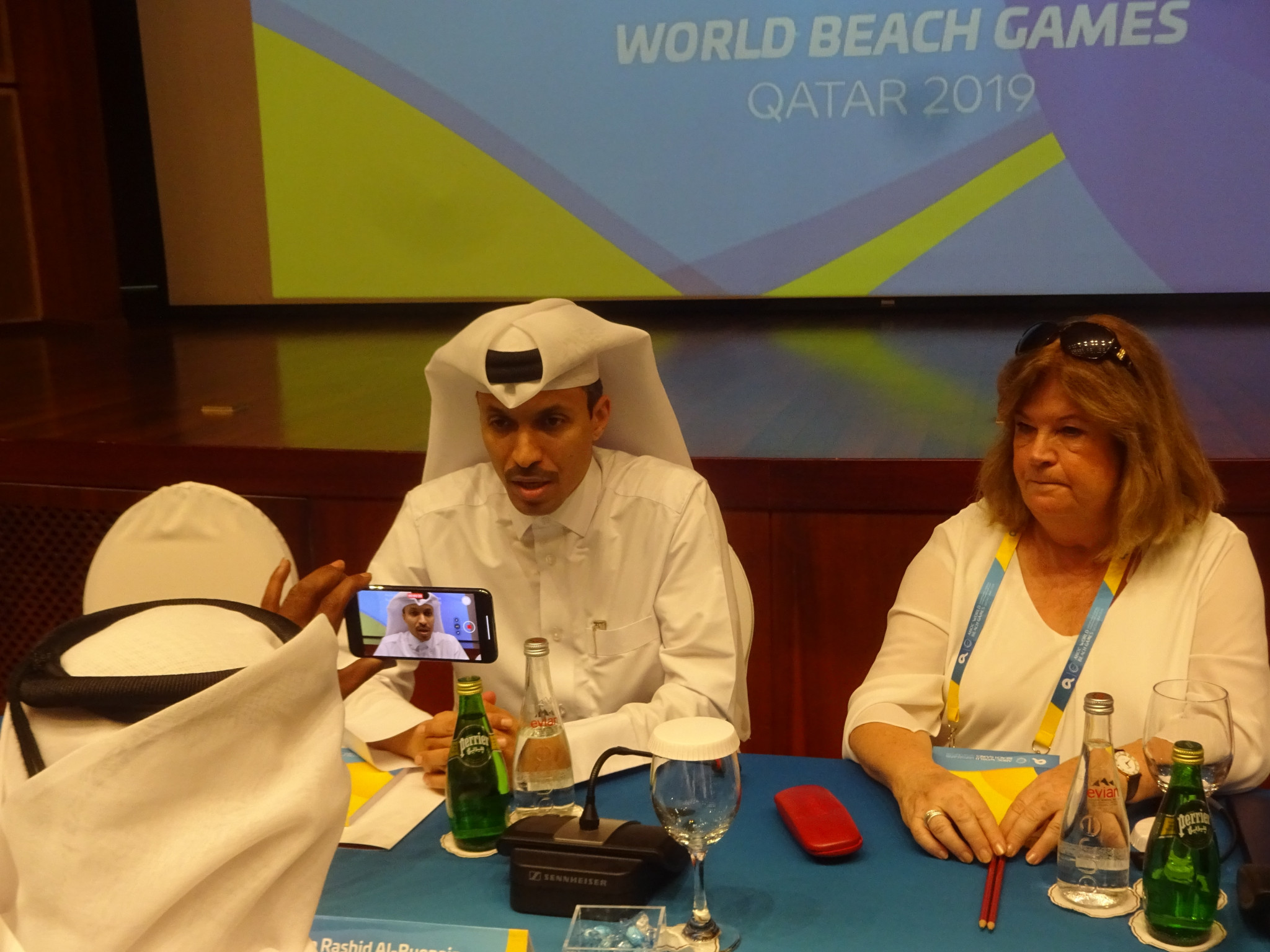 Opening Ceremony plans in full swing for ANOC World Beach Games
