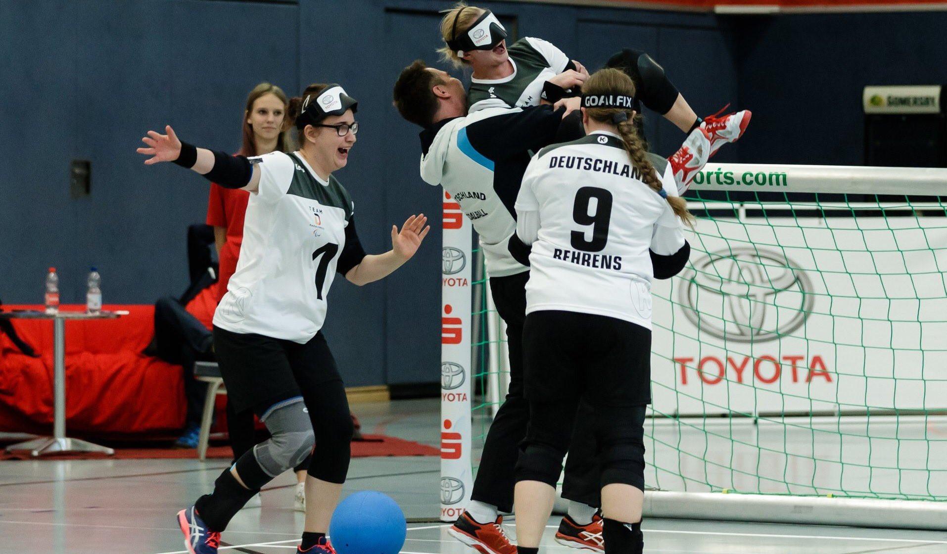 German women stun Greece to make IBSA European Championship last four