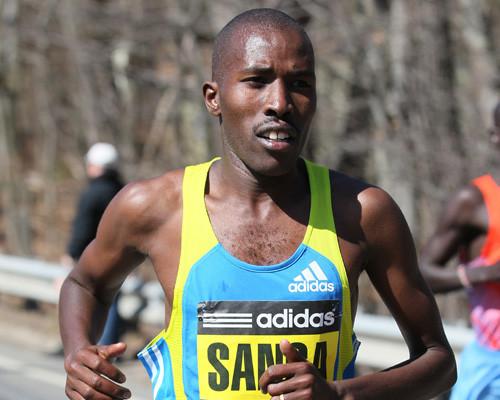 Philip Sanga Kimutai has become the latest Kenyan marathon runner to test positive for banned drugs ©Vienna Marathon