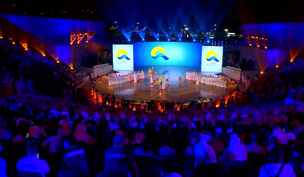 insidethegames is reporting LIVE from the ANOC World Beach World Games in Doha