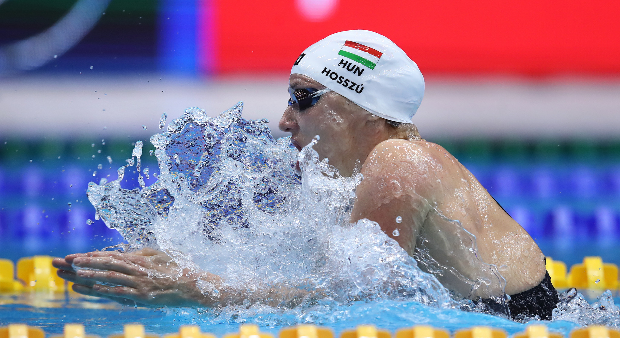 Hosszú among winners again at FINA World Cup in Berlin