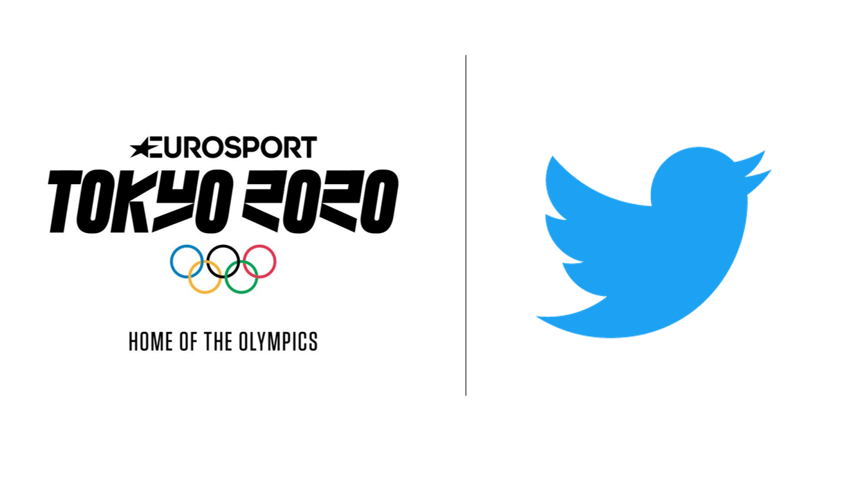 Eurosport and Twitter will work in partnership during the Tokyo 2020 Games ©Twitter