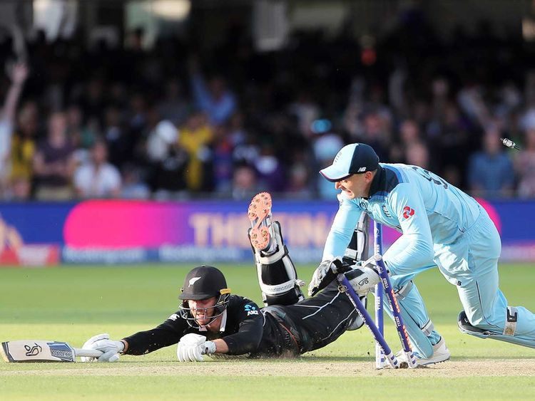 """ICC modify """"super over"""" ruling after England World Cup victory over New Zealand"""