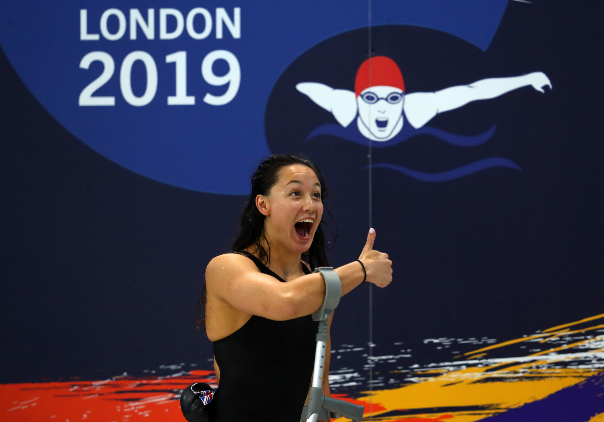 British swimmer Tai wins IPC Allianz Athlete of the Month award