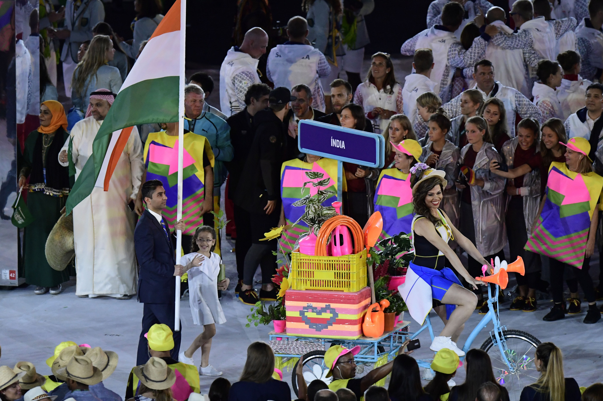 India has never hosted the Olympic and Paralympic Games ©Getty Images