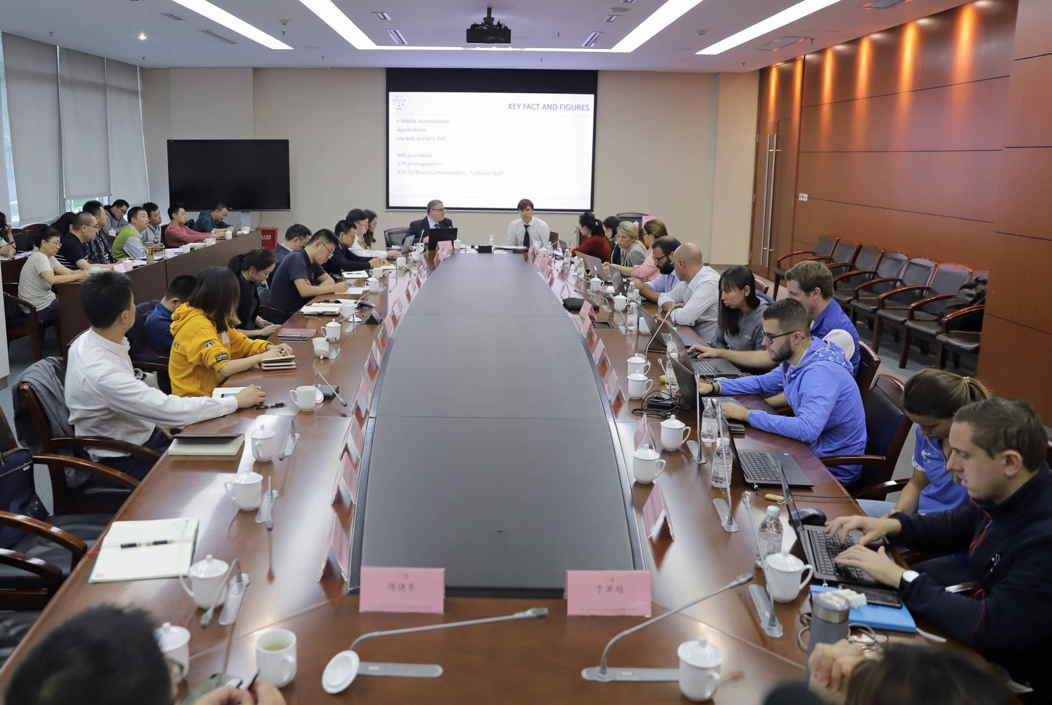 Naples 2019 chief warns Chengdu 2021 organisers of need for communication