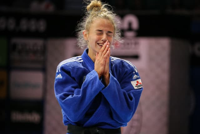 Double world judo champion Bilodid aims for realisation of childhood dream at Tokyo 2020