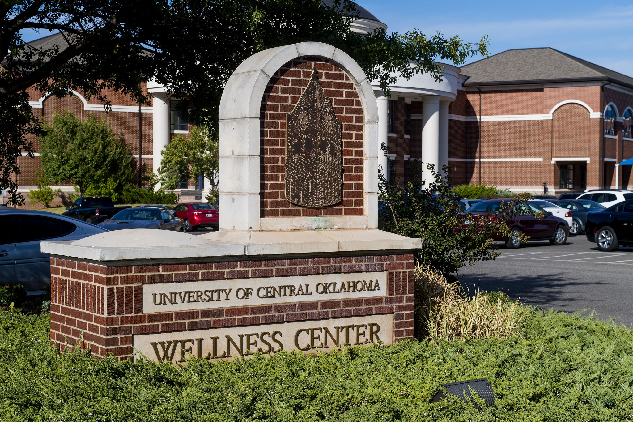 The Central Oklahoma Wellness Center in Edmond will host the final men's sitting volleyball tournament for next year's Paralympic Games ©University of Oklahoma
