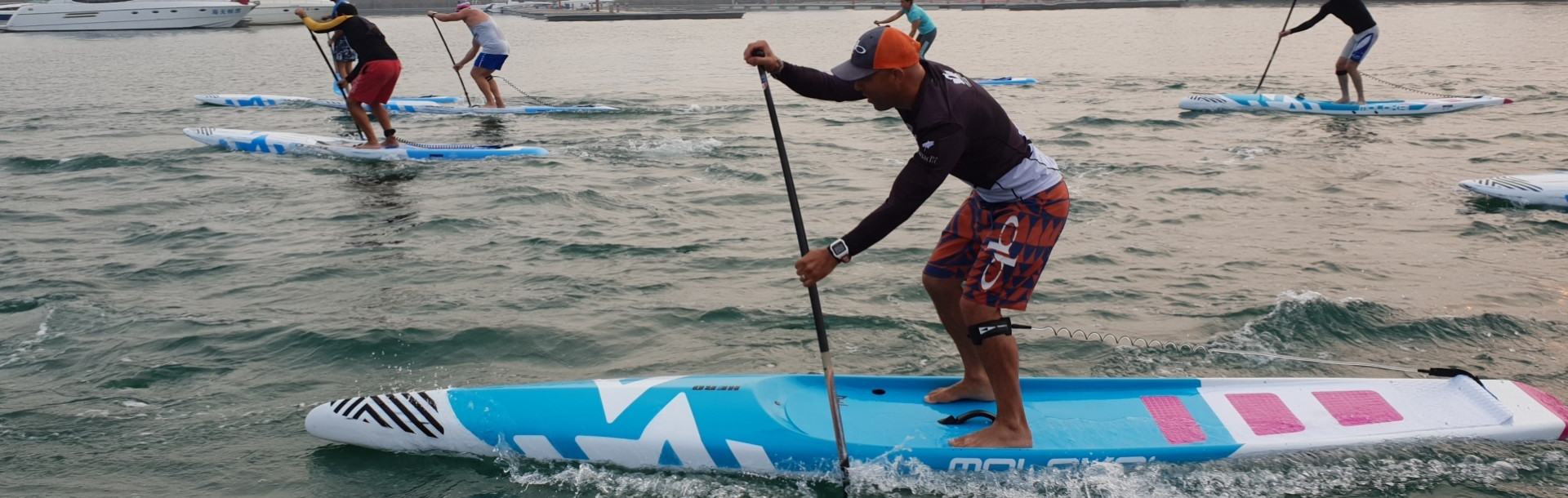 China is hosting the ICF's first World Championships in the discipline ©ICF