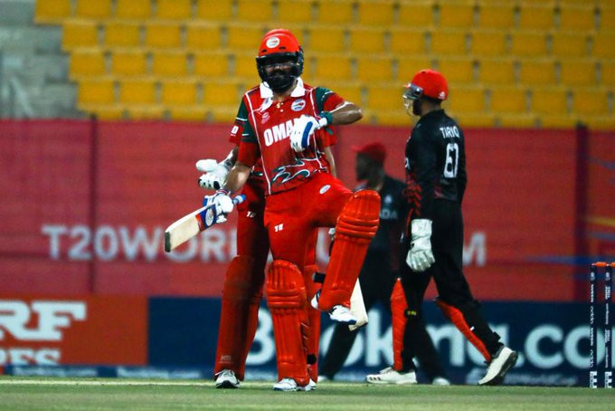 Oman cruise past Canada at ICC T20 World Cup qualifier