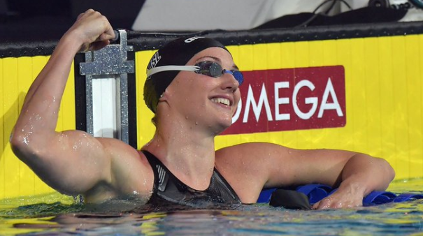 Peaty and Atherton star at International Swimming League in Budapest