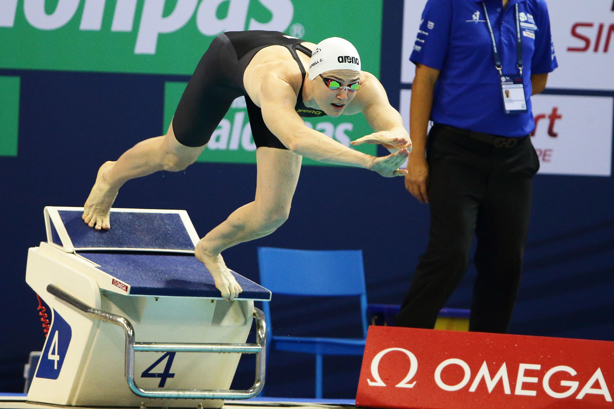 Campbell and Morozov aiming to stretch overall leads at FINA World Cup
