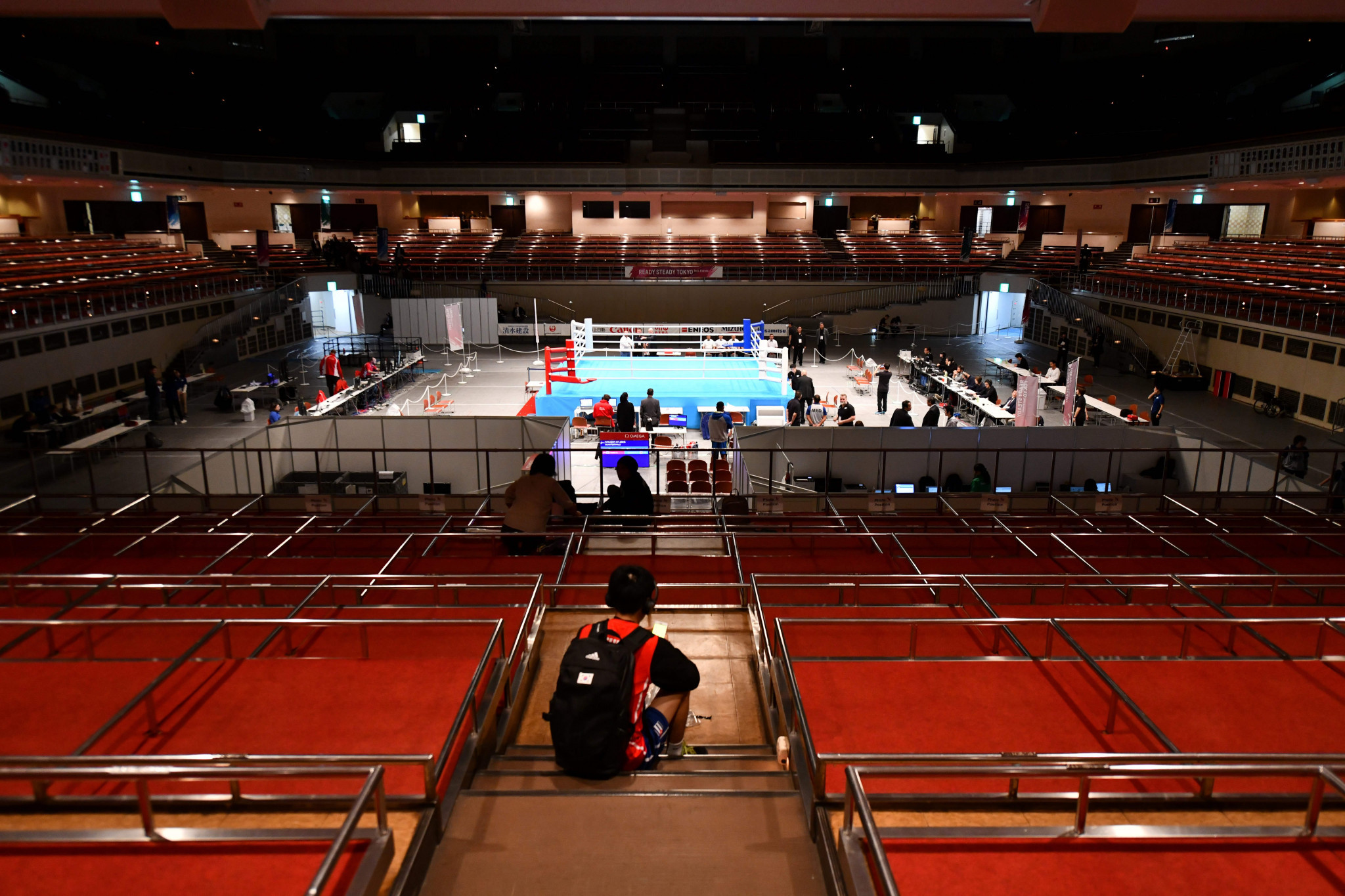 Home favourite Okazawa wins as Tokyo 2020 boxing test event concludes