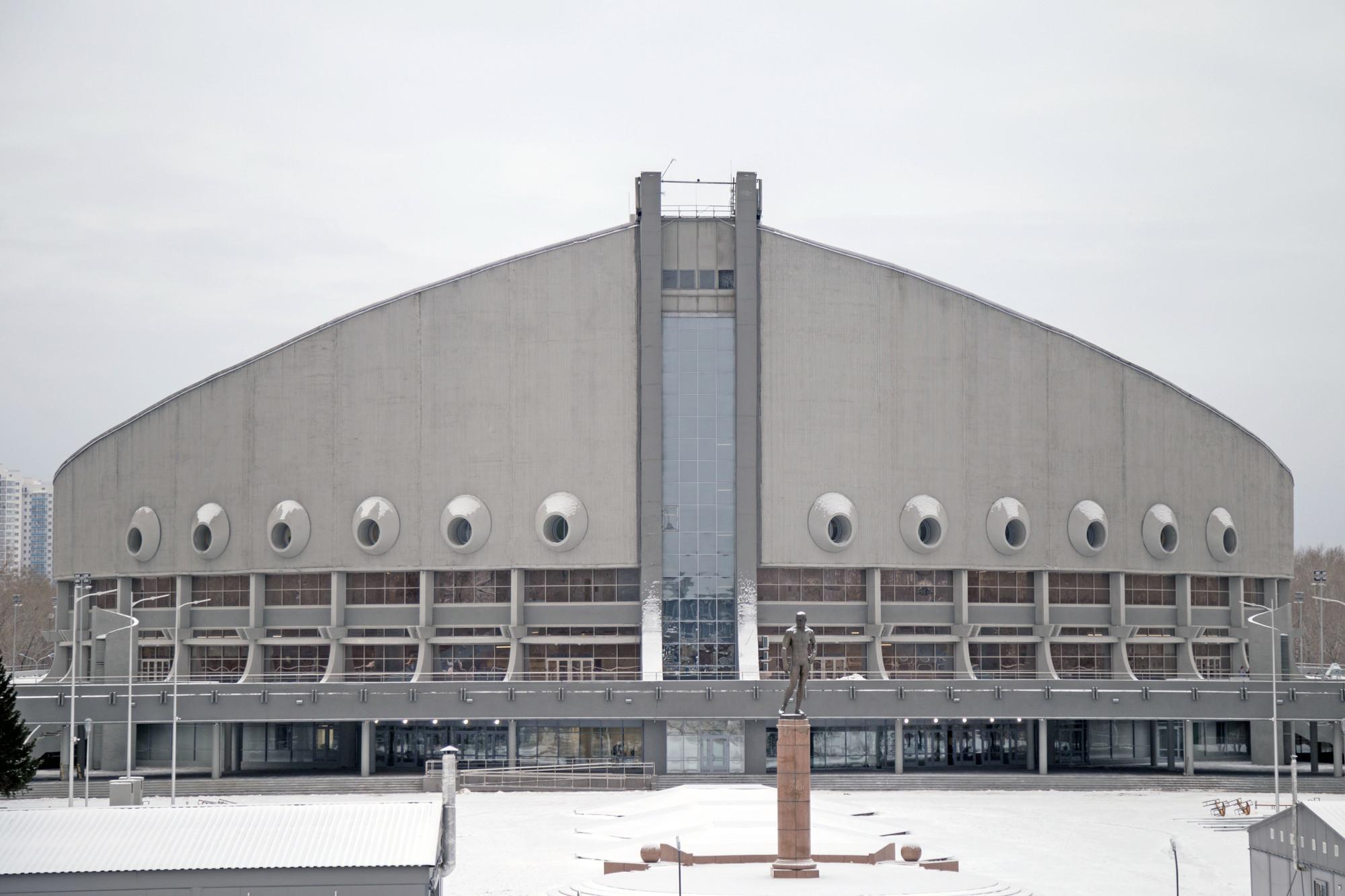 Krasnoyarsk 2019 curling venue becomes home to volleyball club