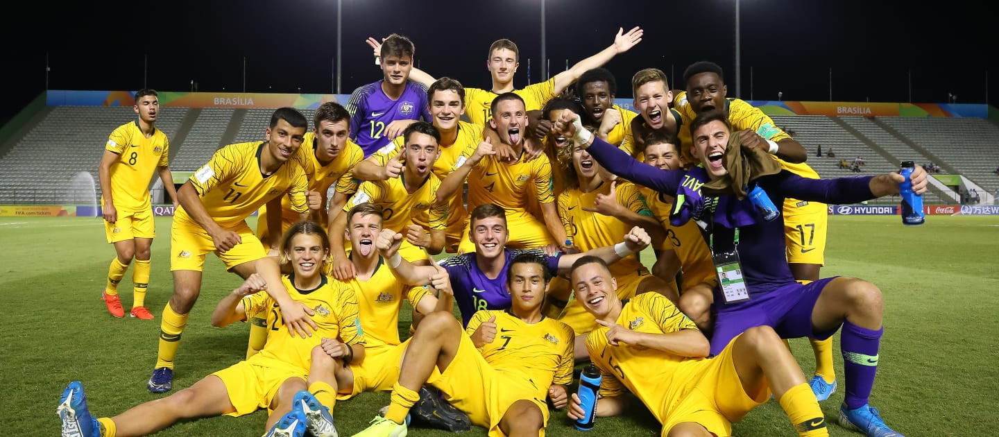 Australia and Ecuador qualify for last 16 at FIFA Under-17 World Cup