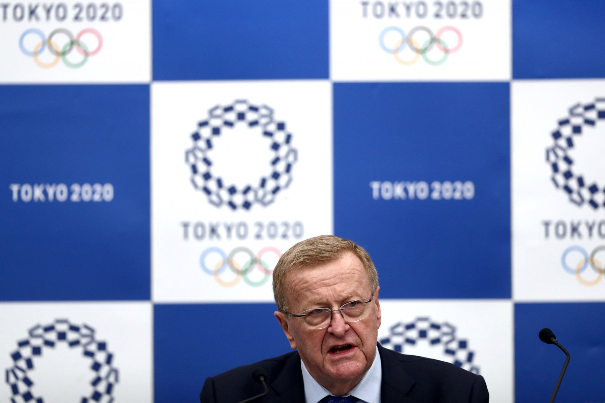 John Coates insisted the decision was the IOC's to make ©Getty Images