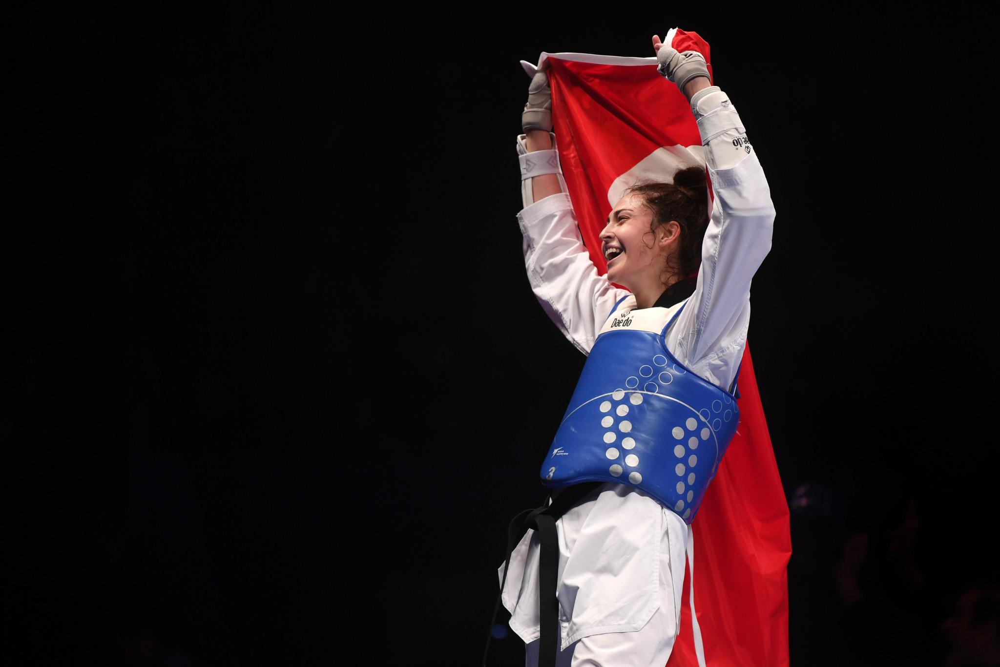 Double Olympic gold medallist Jones defeated at G4 Extra European Taekwondo Championships